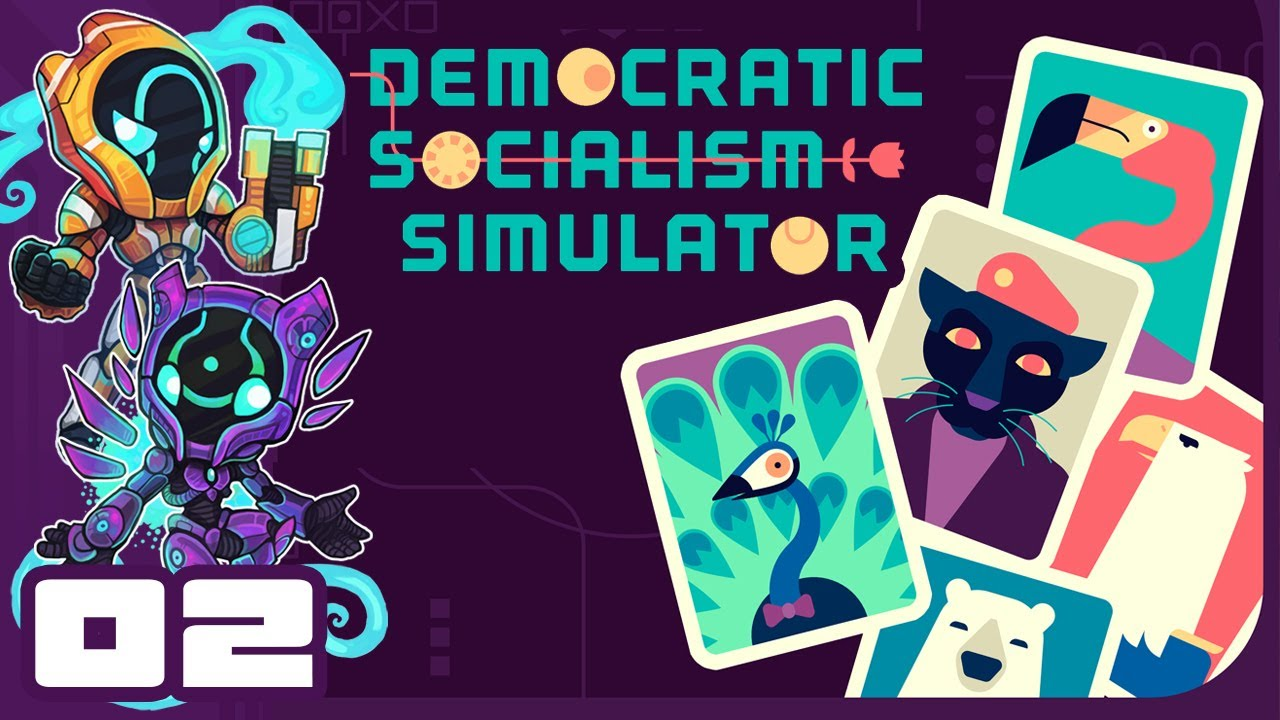 Democratic socialism simulator game