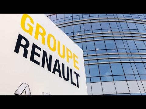 Résultats financiers 2016 - Conférence de presse I Groupe Renault