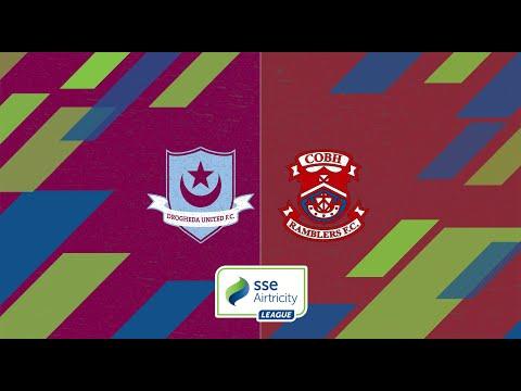 First Division GW10: Drogheda United 0-1 Cobh Ramblers