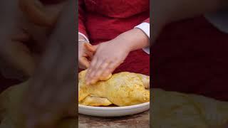 놀라운 닭고기 삶기, ASMR 맛있는 음식, 먹방 매운…