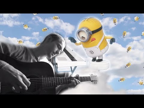 Pharrell Williams - There's Something Special (Despicable Me 3 Soundtrack Cover + Chords/Lyrics)