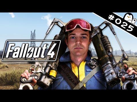 Let´s Play Fallout 4 Deutsch #025 - Danse es tut mir leid (Fallout 4 Gameplay German)