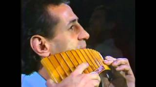 A live performance of ''The Lonely Shepherd'' by GHEORGHE ZAMFIR
