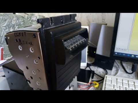 Работа ПЛК Овен с купюроприёмником Cashcode Sm по протоколу CCNET