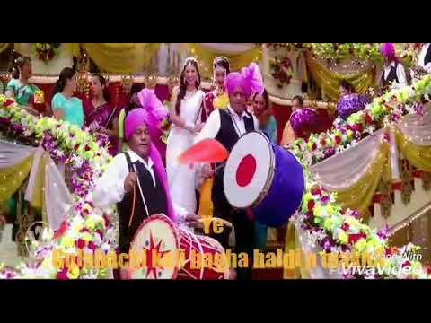Top new song Gulabachi kali in tu hi re  for WhatsApp status