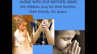 Children of Hope Eucharistic Adoration for Children and Families