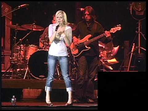KELLIE PICKLER Red High Heels 2007 LiVE
