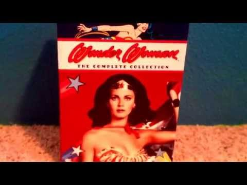 Wonder Woman season 1 DVD (1 of 3)