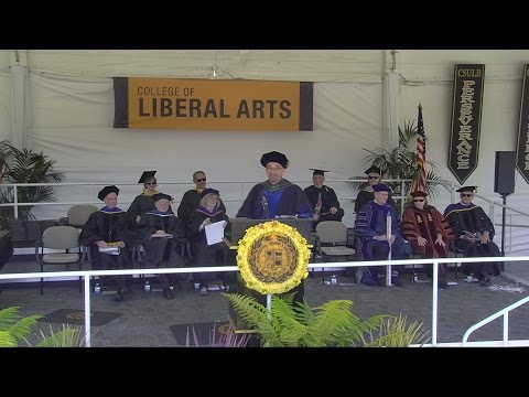2015 CSULB Commencement - Liberal Arts Ceremony 2