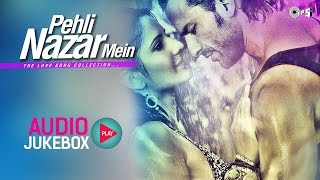 Video Non Stop Love Song Collection - Pehli Nazar Mein | Audio Jukebox download MP3, 3GP, MP4, WEBM, AVI, FLV Juli 2018