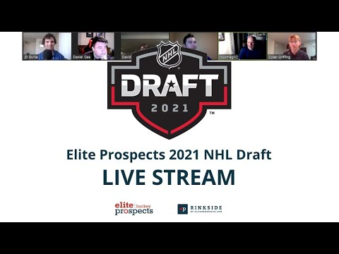 2021 NHL Draft: First Round Schedule, Draft Order and Live ...