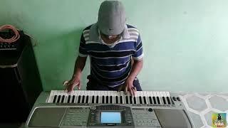 O Lal Duptte Wali tera Nam Toh Bata Piano Cover By yogesh Bhonsle