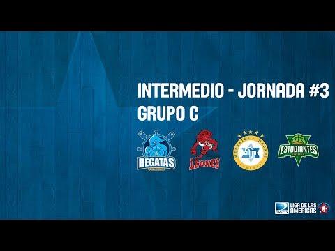 Intermedio Jornada #3 - Grupo C - DIRECTV Liga de las Americas 2018