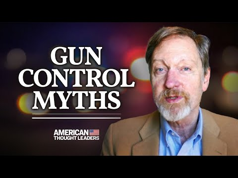 Why Gun Control Doesn't Reduce Crime—John Lott Breaks Down the Data | American Thought Leaders