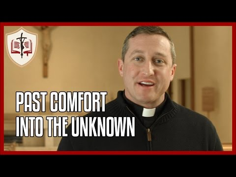 Journey into the Lenten Desert - Sunday Gospel Reflection