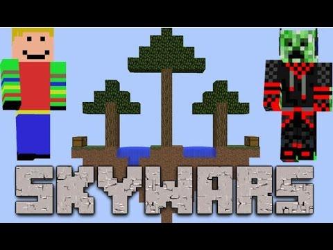 Minecraft - Mineplex - Skywars - FLYING!!!!!!!!!! aaarhggg