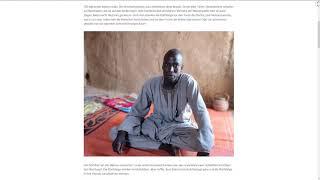 Drei Geschichten aus dem Niger – Von Alexandra Rojkov