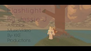 Flashlight-Jessie J//Roblox Music Video