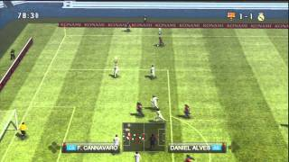 Gameplay Forever Alone #2 - PES 2009