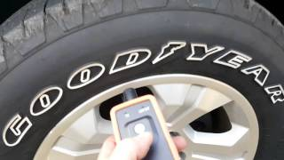 Learning new TPMS 2011 Chevy Avalanche EL - 50448