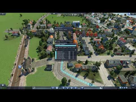 Transport Fever #13 - Выходим в плюс на железной дороге