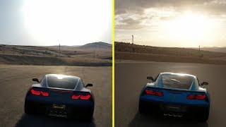 Gran Turismo 6 vs Gran Turismo Sport Graphics Comparison