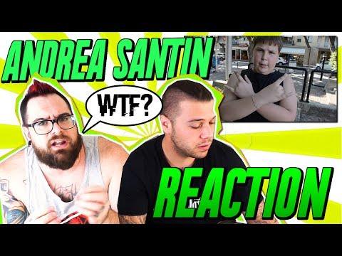 REACTION 2017 | Andrea Santin - Barbecue in spiaggia |  ARCADEBOYZ