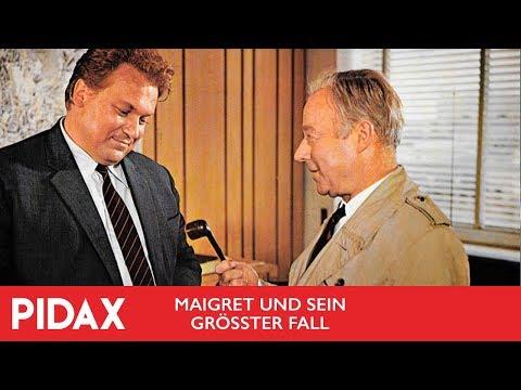 Pidax - Maigret und sein größter Fall (1966, Alfred Weidenmann)