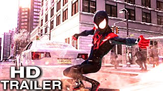 Spider-Man Miles Morales | Into the Spider-Verse Suit Comparison | New Mystery Suit & Flip Tricks!