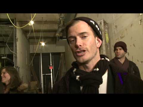 Commonwealth Utilities: Fall 2010 Runway Show and Interview at New York Fashion Week