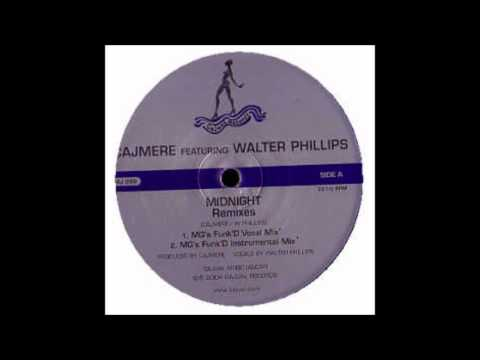 Cajmere feat. Walter Philips - Midnight (MGs Funk'D Vocal Mix)