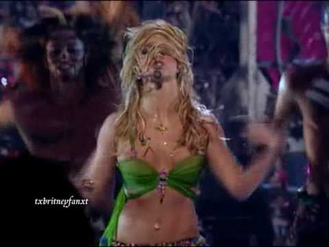 Britney Spears - Turn It Up [Too Cool Theme]