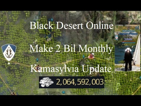 Setting Up Nodes w/ 250 CP To Make 2 Bil a Month In BDO