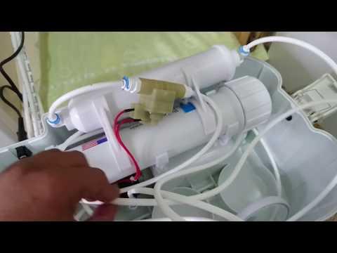 Su arıtma montaj