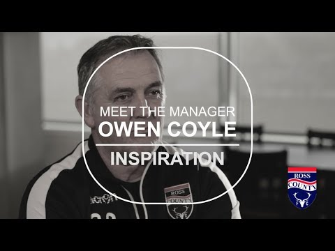 Part 2 Owen Coyle - Meet The Manager - Inspiration