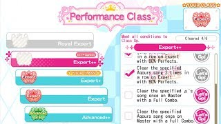 'Practice to Get Expert++' Livestream (Love Live! School Idol Festival)