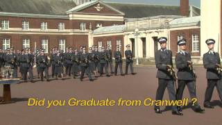 Royal Air Force College Cranwell Graduation Parade