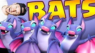 BATS ARE COMING! • Clash Royale