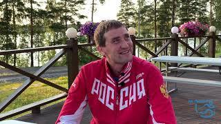 Интервью Артемия Гельманова - тренера женской юниорской сборной России по лыжным гонкам