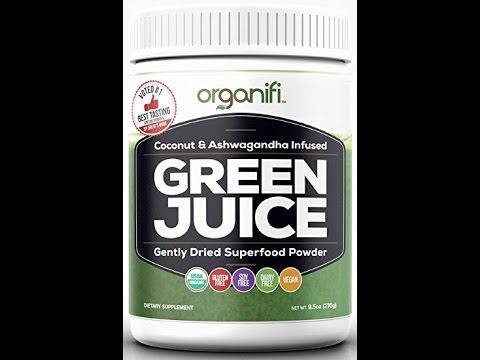 Organifi Green Juice Review - SUPERFOOD Powder!