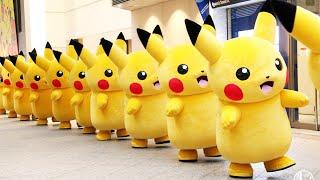 Pikachu - Pikachu Nhạc Thiếu Nhi Sôi Động - Pikachu Cho Bé