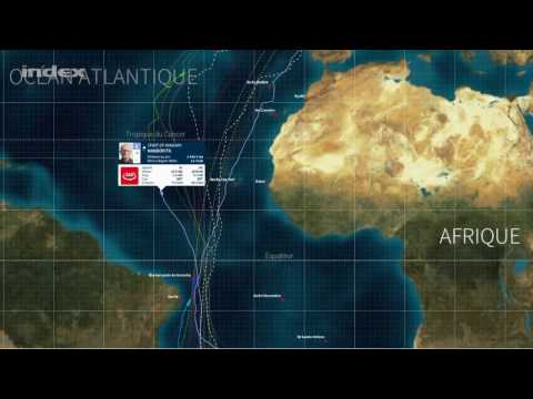 Vendée Globe - Utazzon végig Fa Nándorral a Föld körül