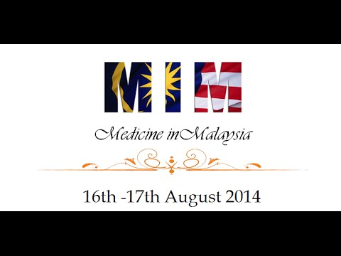 Medicine in Malaysia Conference 2014 - TalentCorp Opening Speech