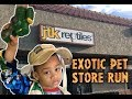 JTK Reptiles - Exotic Animal Shop