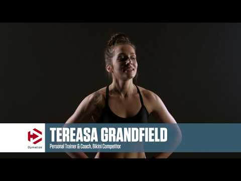Team Dymatize Athlete Tereasa Interview