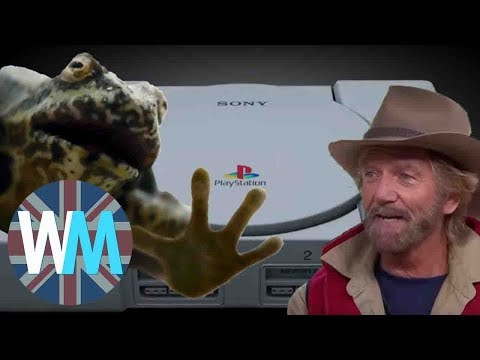 Doctor Who Frog Incident, PlayStation Classic, I'm a Celeb Goodbyes! Weekly Lowdown Ep.8
