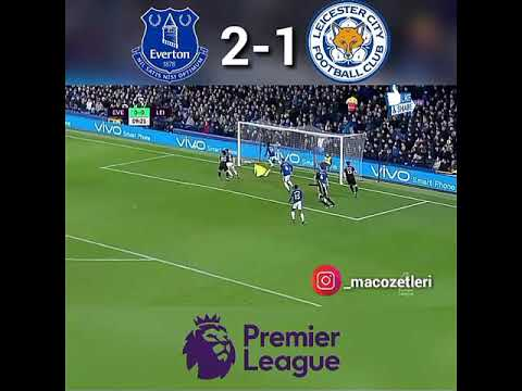 Download Everton 2-1 Leicester City [HD]
