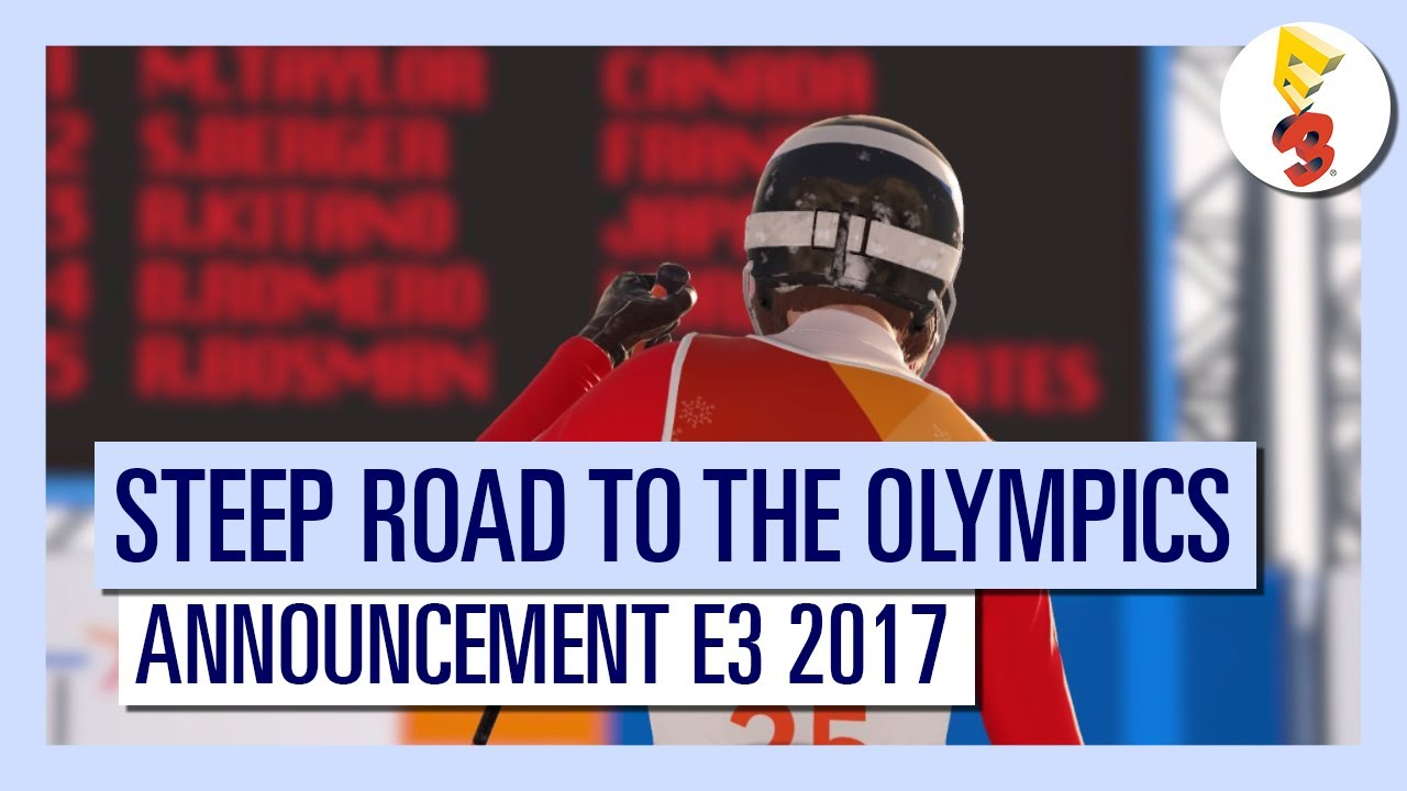 Steep™ Road to the Olympics - Announcement E3 2017