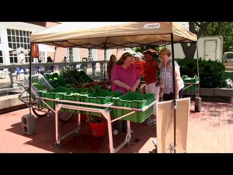Farm to Quad - Sustainable Student Farm @ University of Illinois