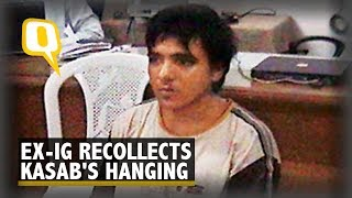 Kept an SMS Ready That Kasab Has Been Executed, Says Ex-IG Prisons   The Quint